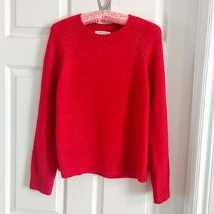 Great Plains Red Sweater XS
